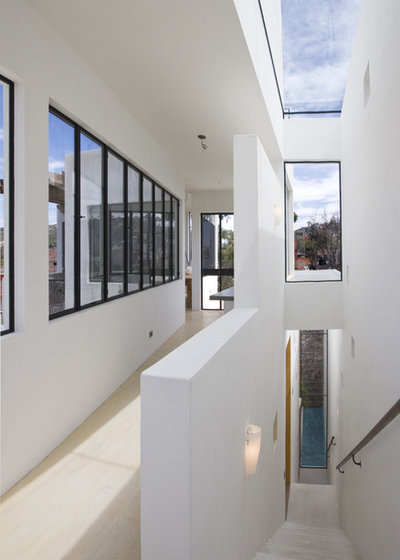 Southwestern Staircase by House + House Architects