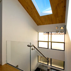 Contemporary Staircase by House + House Architects
