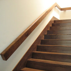 Traditional Staircase by Fernando Revah