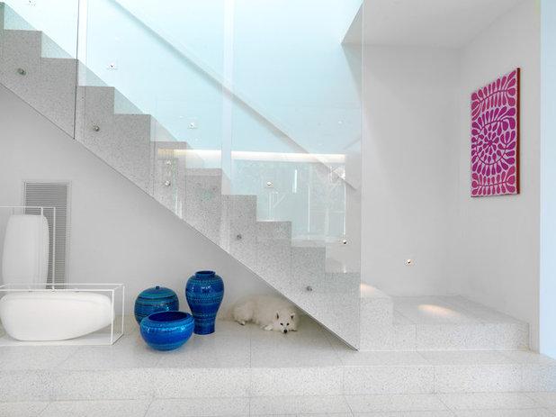 Modern Treppen by MR.MITCHELL
