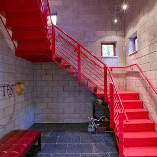 Cedar Lake Residence Stair