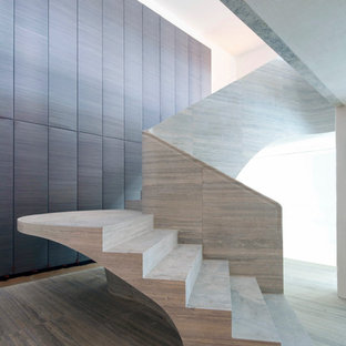 Central London Stone Stair