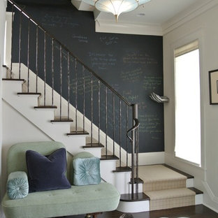 Chalkboard Staircase