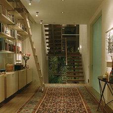 Modern Staircase Charlie Barnett Associates : Architecture
