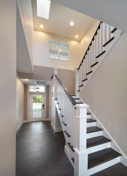 Traditional Staircase by The Lykos Group, Inc.
