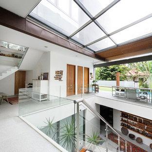 Идея дизайна: лестница в восточном стиле