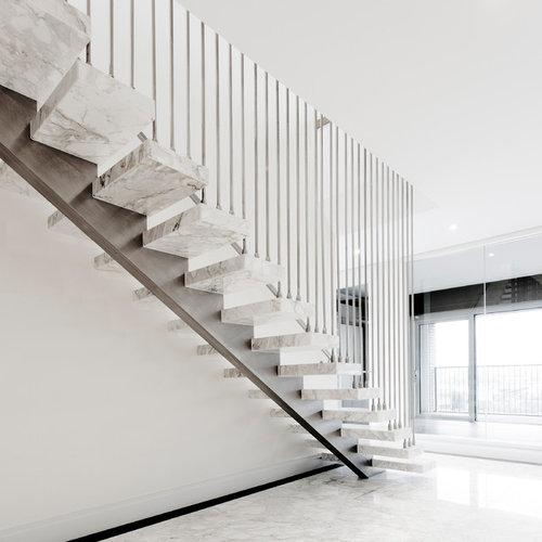 Contemporary Staircase Design Ideas Renovations Photos