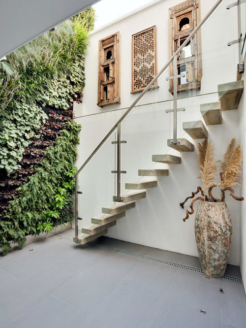Outdoor Staircase Houzz