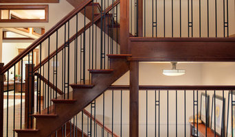Contact Custom Newel Posts