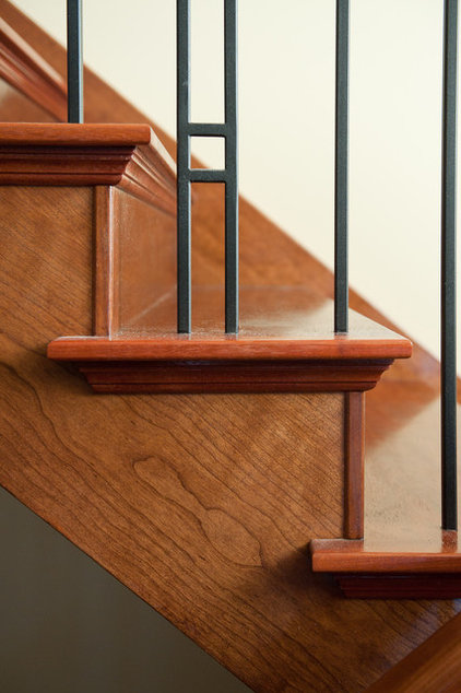 Staircase by Specialized Stair and Rail Ltd.
