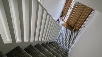 Chorlton - Custom made staircase