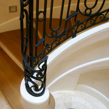 Circular, Curved and Spiral Staircases