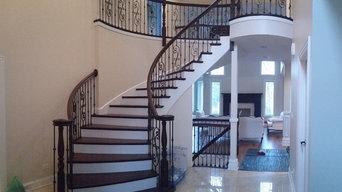 Circular staircase Glenview IL