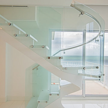 Circular Staircase Project Takeover in Marathon