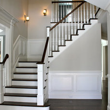 Traditional Staircase by Blueprint Properties