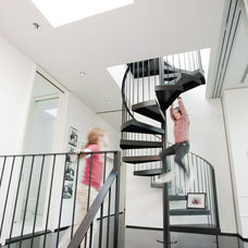 Contemporary Staircase by Stern McCafferty