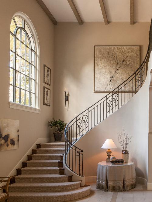 tapete treppenhaus mediterran treppenhausgestaltung und. Black Bedroom Furniture Sets. Home Design Ideas