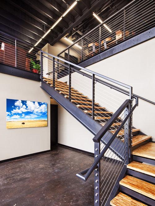 Industrial Home Design Photos Decor Ideas In Omaha