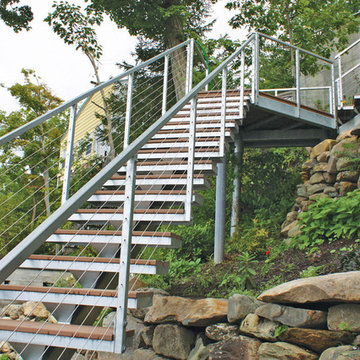 Cliff Stairs