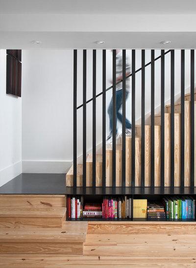 Scandinave Escalier by Texas Construction Company