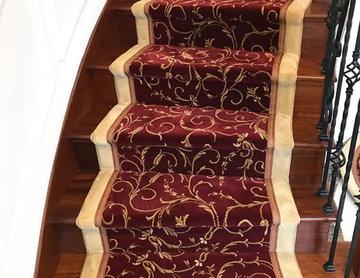Cliffside Park, NJ - Stair and Hallway Runner