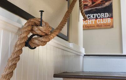 Rustic Rope Pulls Shipshape Design Together