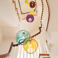 Contemporary Staircase by Metcalfe Architecture & Design