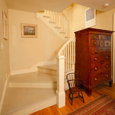 Traditional Staircase by Sullivan Building & Design Group