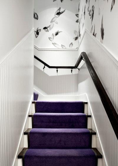 Les duos improbables comment associer le violet et le noir for Raumgestaltung goerdel