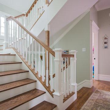 Colonial Grand Stair & Attic - Alameda, CA