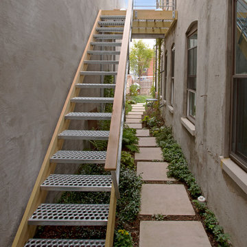 Columbia Heights DC Full Row House Remodel