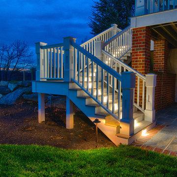 Composite Deck Steps