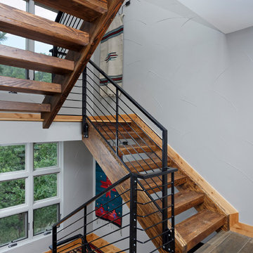 Conifer Mountain House Addition