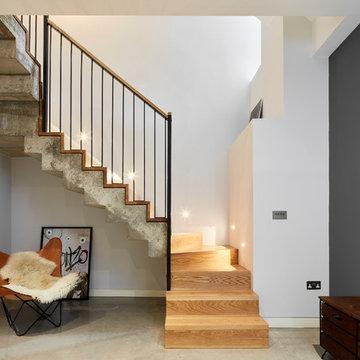 Contemporain Escalier
