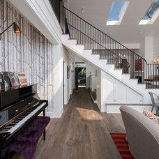 Contemporary Living Room by Koffka Phakos Design