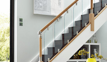 Contemporary Fusion stairs