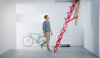 Contemporary Loft Ladders