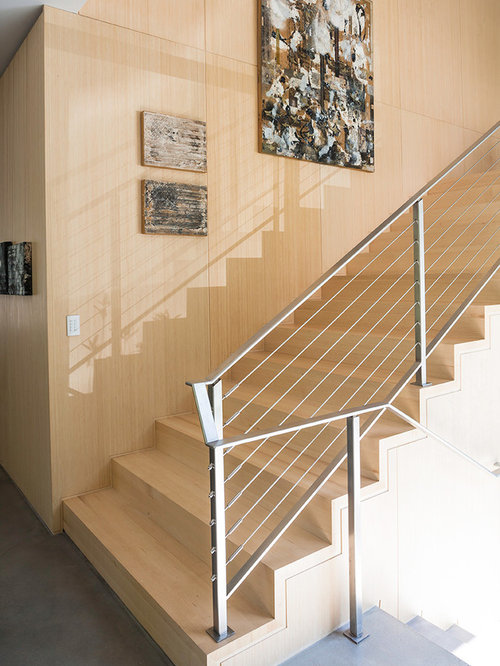 Contemporary Stair Railing Design Ideas Amp Remodel Pictures
