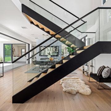 Contemporary-Modern Property in Santa Monica!