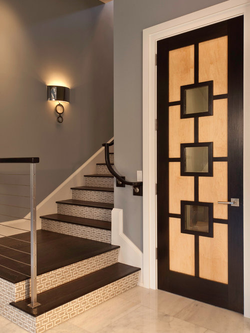 Stair Risers Ideas Pictures Remodel And Decor