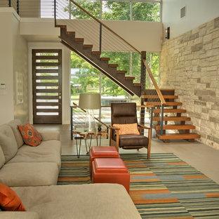 Contemporary Organic Lakehouse