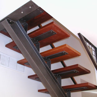 Contemporary railing for Private Residence. Steel Concepts Etc.