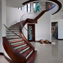 Staircase Ideas Curved