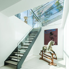 contemporary staircase Contemporary Staircase