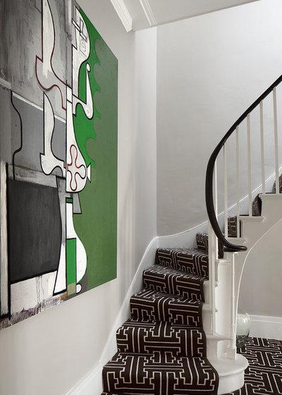 Contemporain Escalier Contemporary Staircase