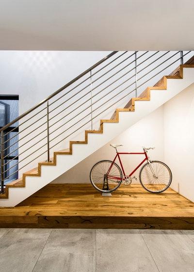 コンテンポラリー 階段 Contemporary Staircase