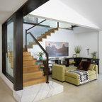 Hillsdale Sideboard Contemporary Staircase Denver