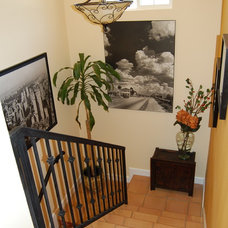 Contemporary Staircase by Liz Stewart