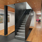 94th Street Townhouse - Modern - Staircase - New York