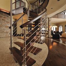 Staircase by Prestige Metal